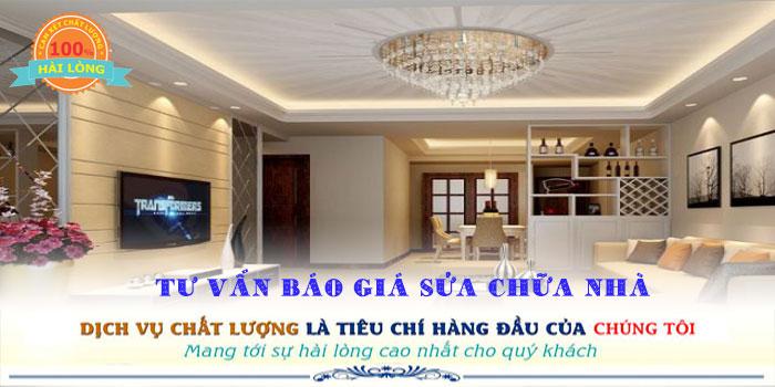 Chuyên nhận dịch vụ sửa chữa nhà quận Bình Tân đẹp