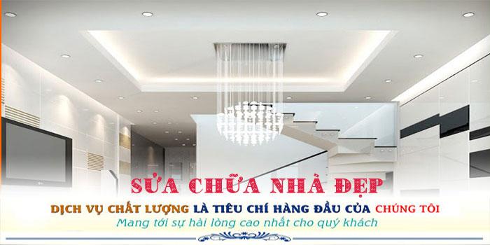 Chuyên nhận dịch vụ sửa chữa nhà quận Bình Tân giá rẻ