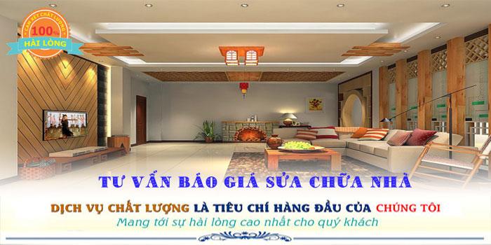 Chuyên nhận dịch vụ sửa chữa nhà quận Gò Vấp uy tín