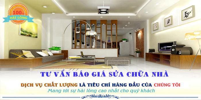 Chuyên nhận dịch vụ sửa chữa nhà quận Phú Nhuận giá rẻ