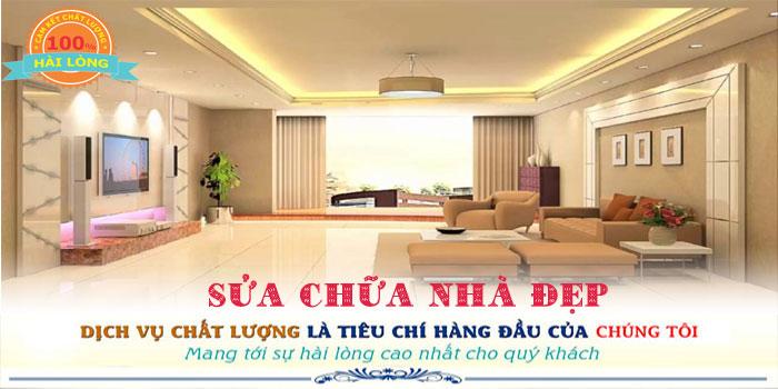 Chuyên nhận dịch vụ sửa chữa nhà quận Phú Nhuận uy tín