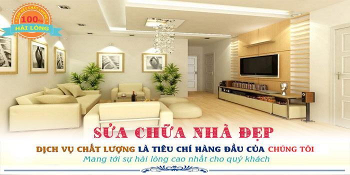 Chuyên nhận dịch vụ sửa chữa nhà quận Tân Bình