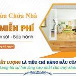 Dịch vụ sửa nhà tại Thủ Dầu Một giá rẻ