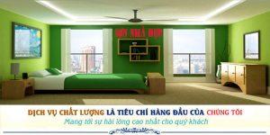 Dịch vụ thợ sơn nhà uy tín tại Gò Vấp uy tín