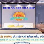 Dịch vụ thợ sơn nhà uy tín tại Phú Nhuận uy tín