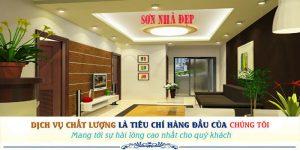Dịch vụ thợ sơn nhà uy tín tại Tân Bình uy tín