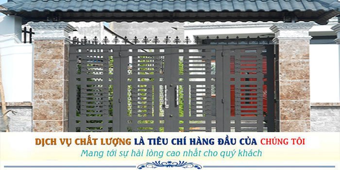 Sửa chữa cửa sắt tại nhà