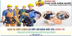 Thợ sửa điện tại nhà TPHCM uy tín