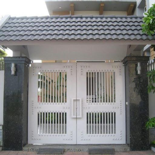 thợ sơn cửa sắt tại nhà