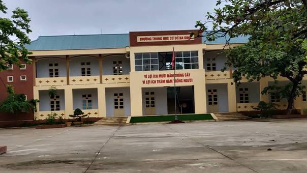 Công ty chuyên nhận sơn lại trường học
