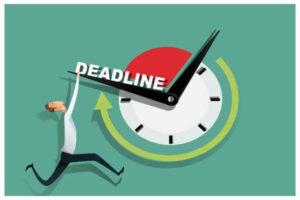 Deadline là gì? Ý nghĩa của deadline là tốt hay xấu?