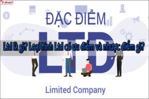 Ltd là gì? Loại hình Ltd có ưu điểm và nhược điểm gì?